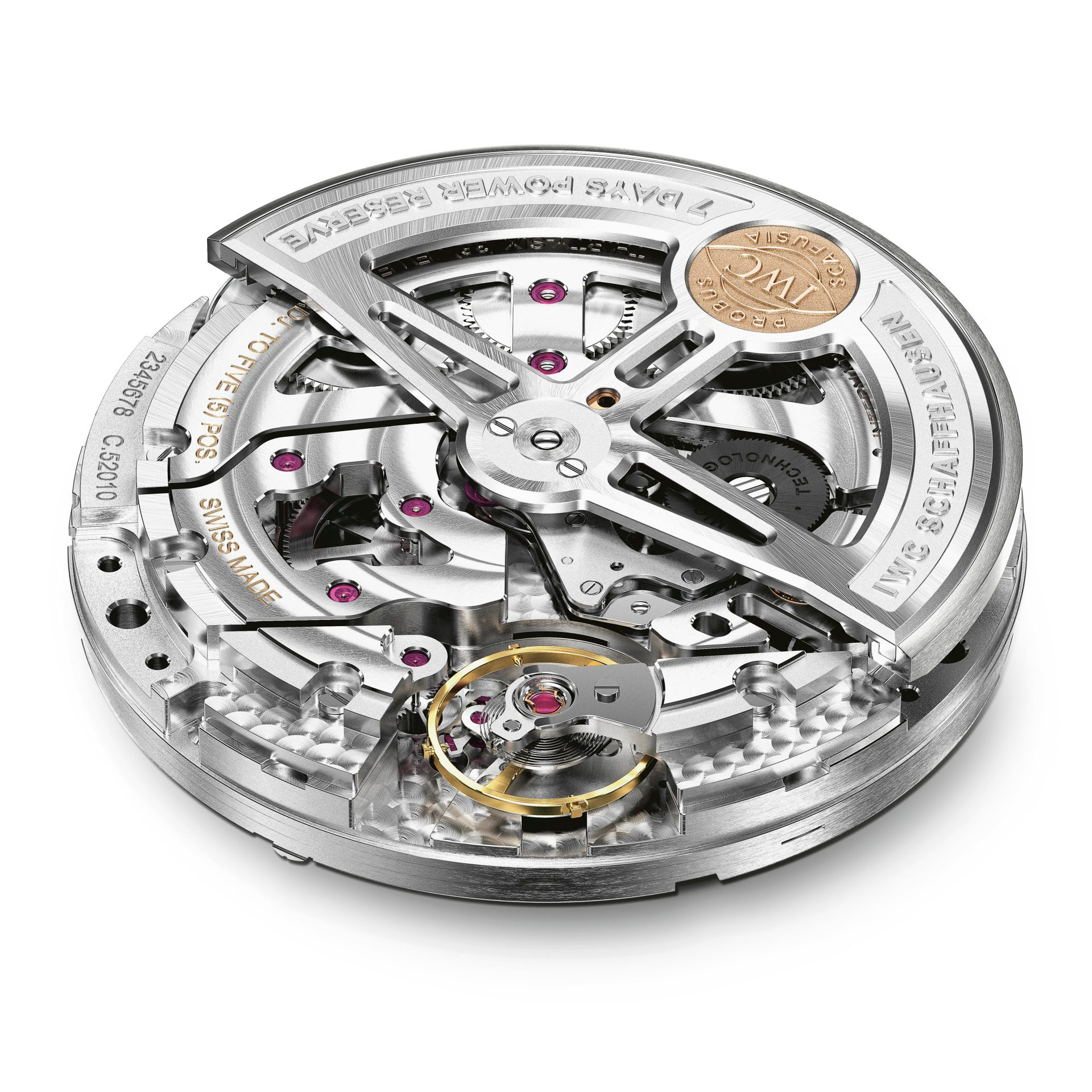 PELLATON'S INGENIOUS AUTOMATIC MEETS STATE-OF-THE-ART ENGINEERING