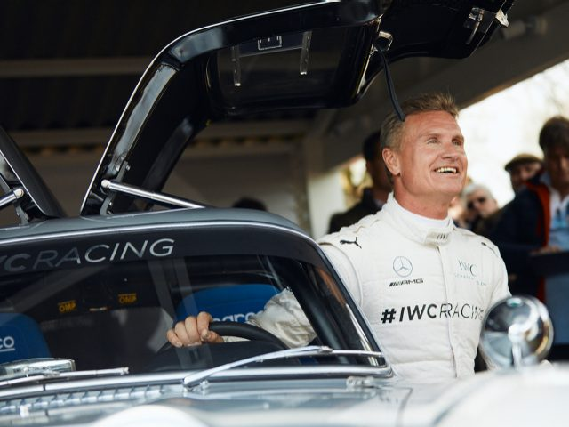 A Day in the Life  - David Coulthard