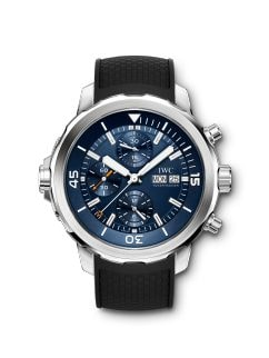 Aquatimer Chronograph Edition «Expedition Jacques-Yves Cousteau»
