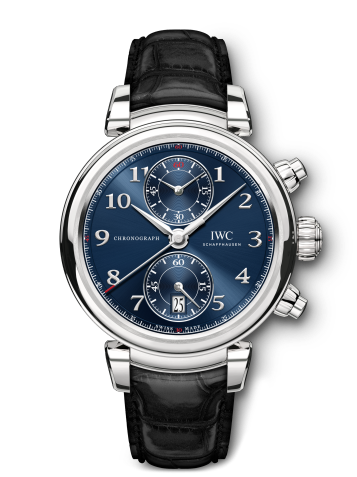 Da Vinci Chronographe Edition «Laureus Sport for Good Foundation»