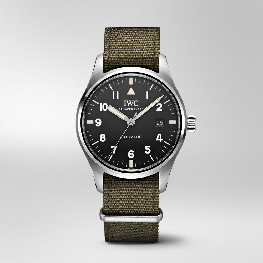 Montre d'Aviateur Mark XVIII Edition «Tribute to Mark XI»