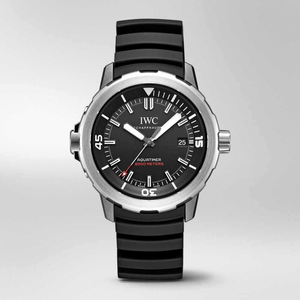 "Aquatimer Automatic 2000 Edition ""35 years Ocean 2000"""