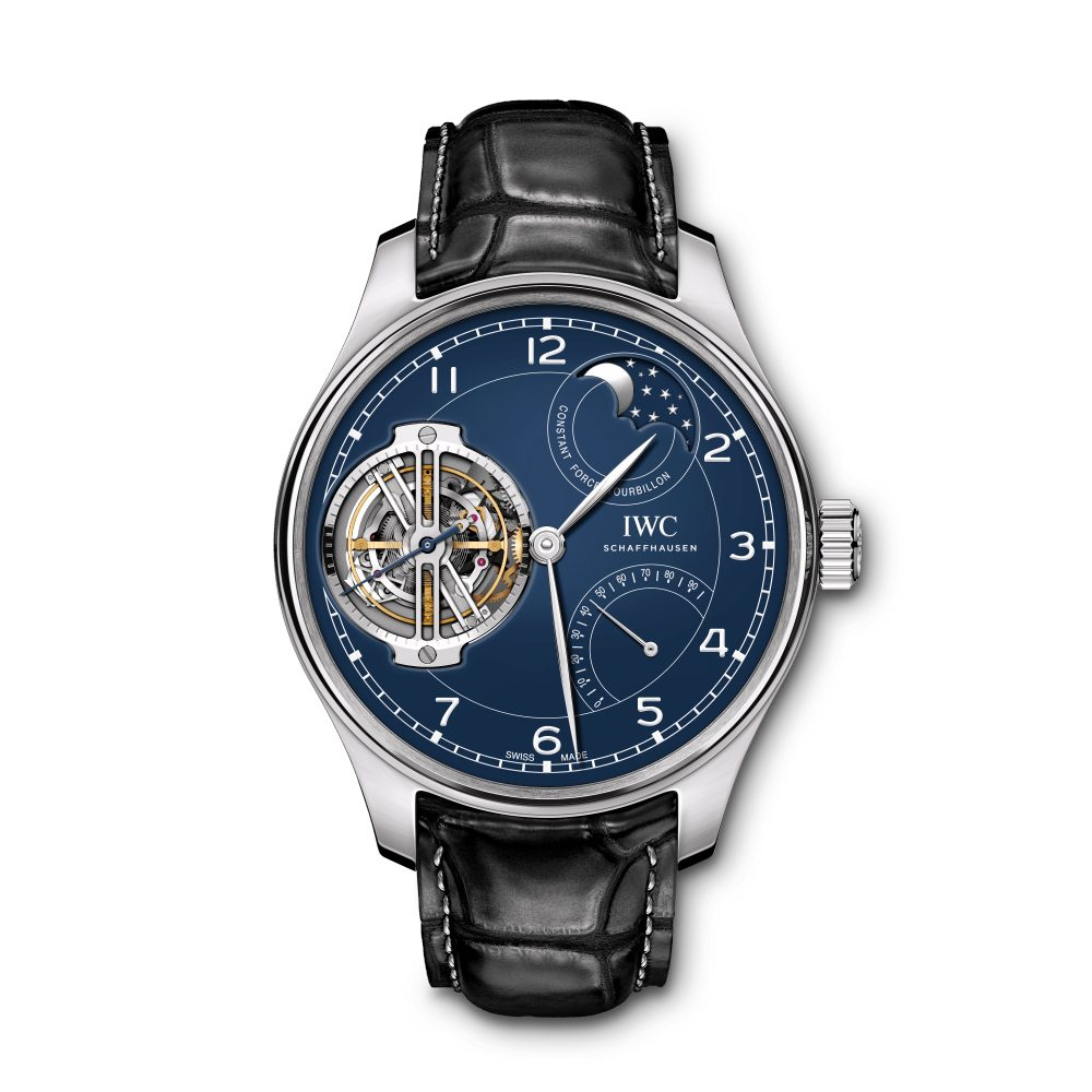 Portugieser Tourbillon Force Constante Edition «150 Years»