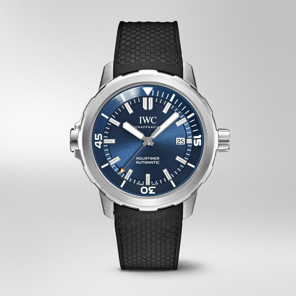 Aquatimer Automatic Edition «Expedition Jacques-Yves Cousteau»