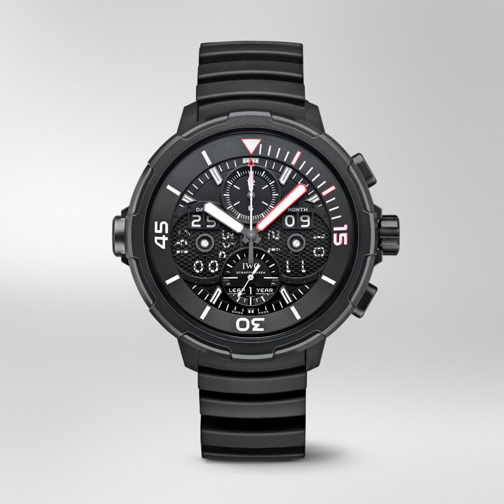 "Aquatimer Perpetual Calendar Digital Date-Month Edition ""50 Years Aquatimer"""