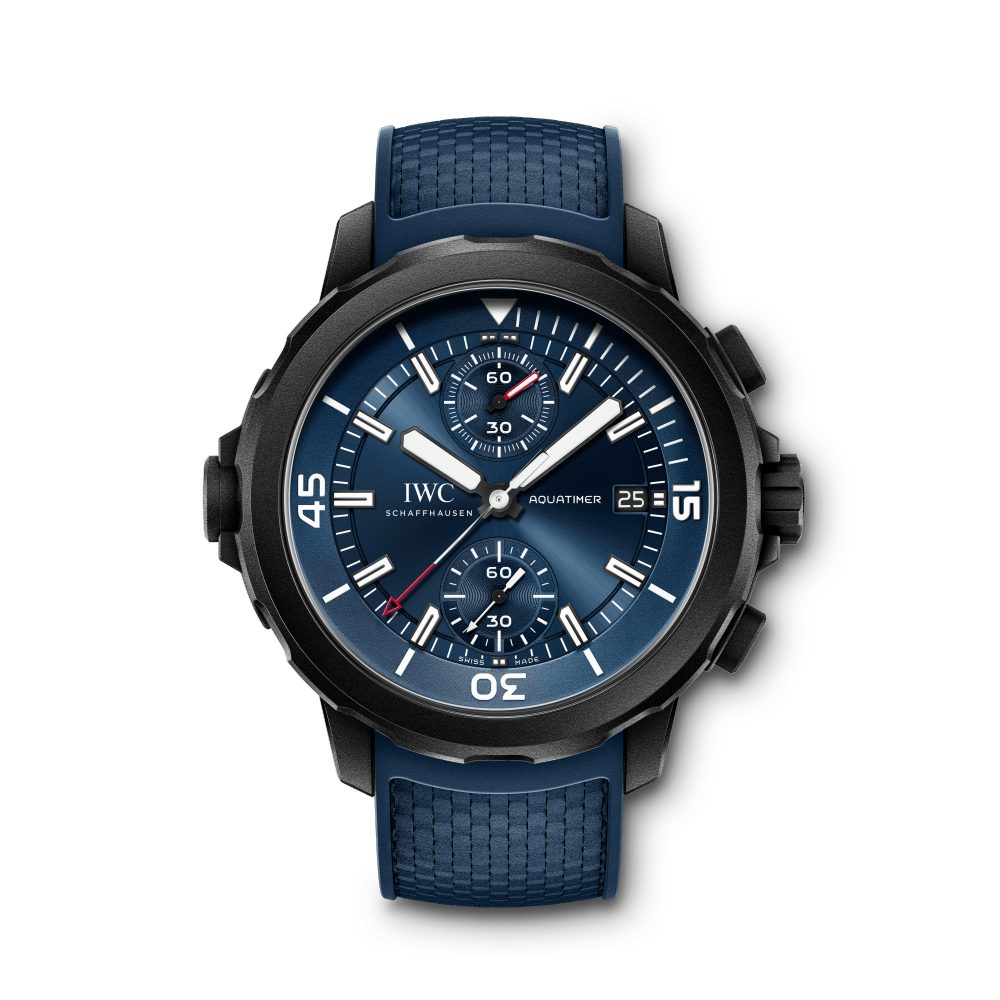 "Aquatimer Chronograph Edition ""Laureus Sport For Good"""