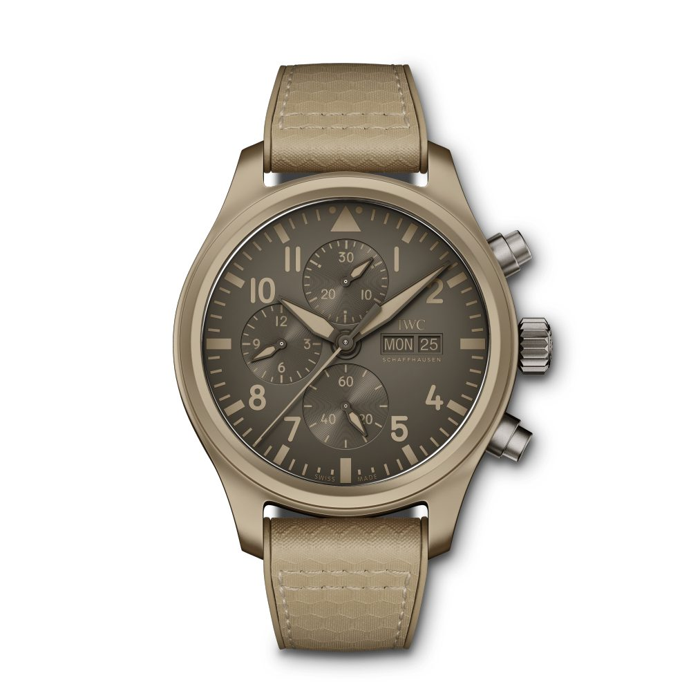 Pilot's Watch Chronograph Top Gun Edition «Mojave Desert»