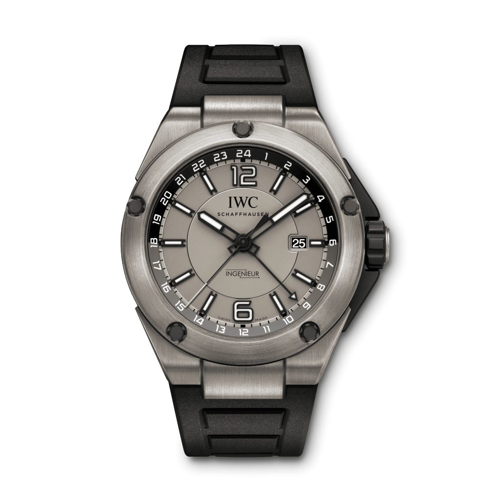 Ingenieur Dual Time Titan