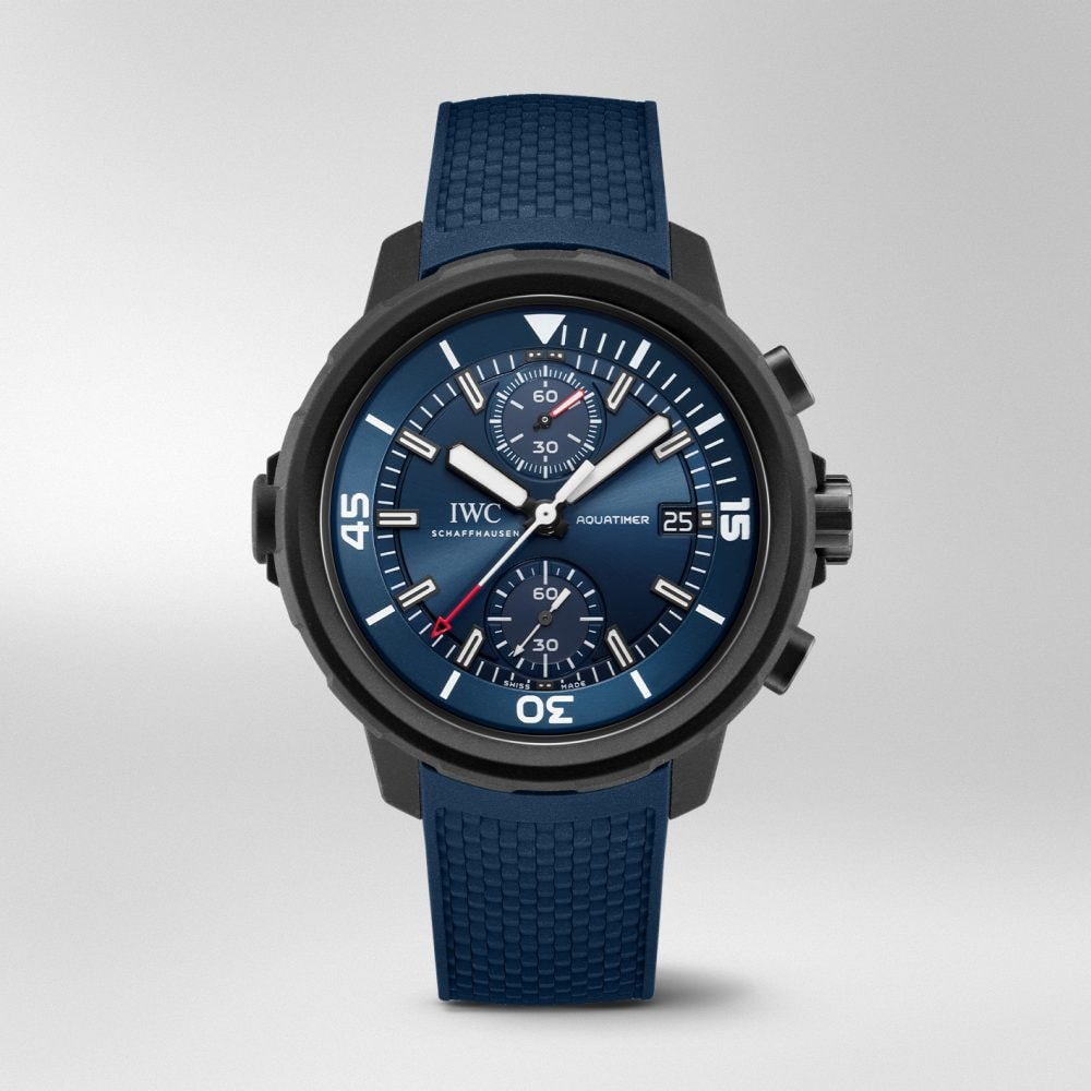 Aquatimer Chronographe Édition «Laureus Sport for Good»