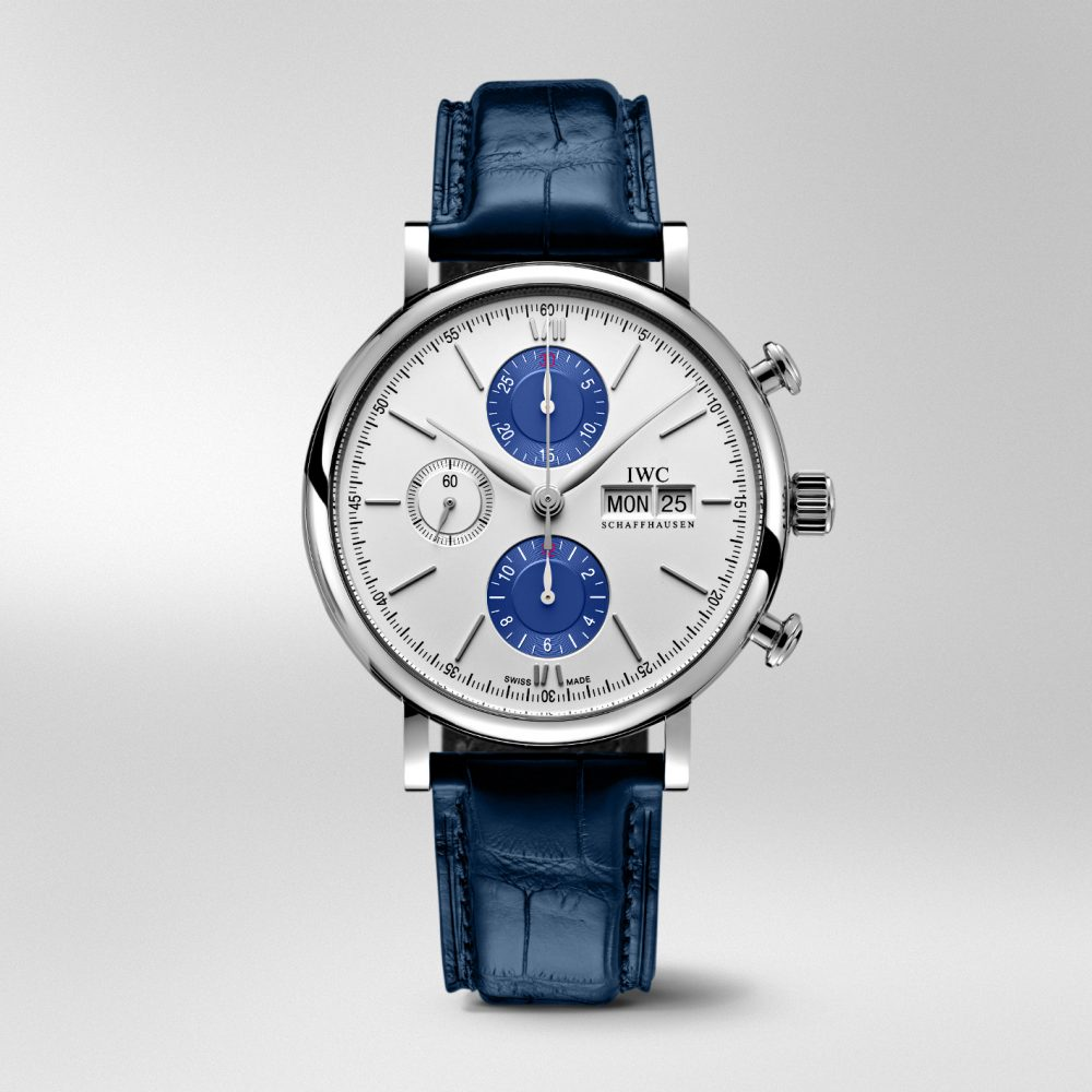 Portofino Chronograph Edition «S.Y. Lee»