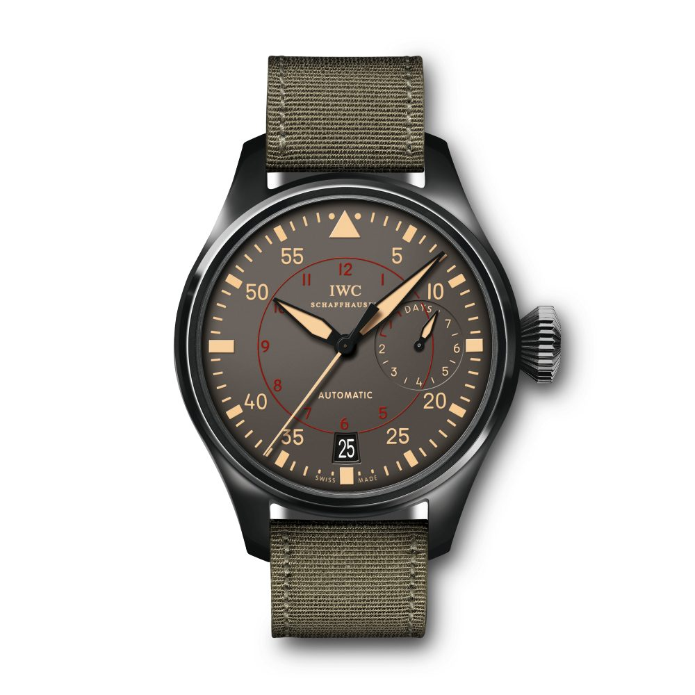 Big Pilot's Watch TOP GUN Miramar