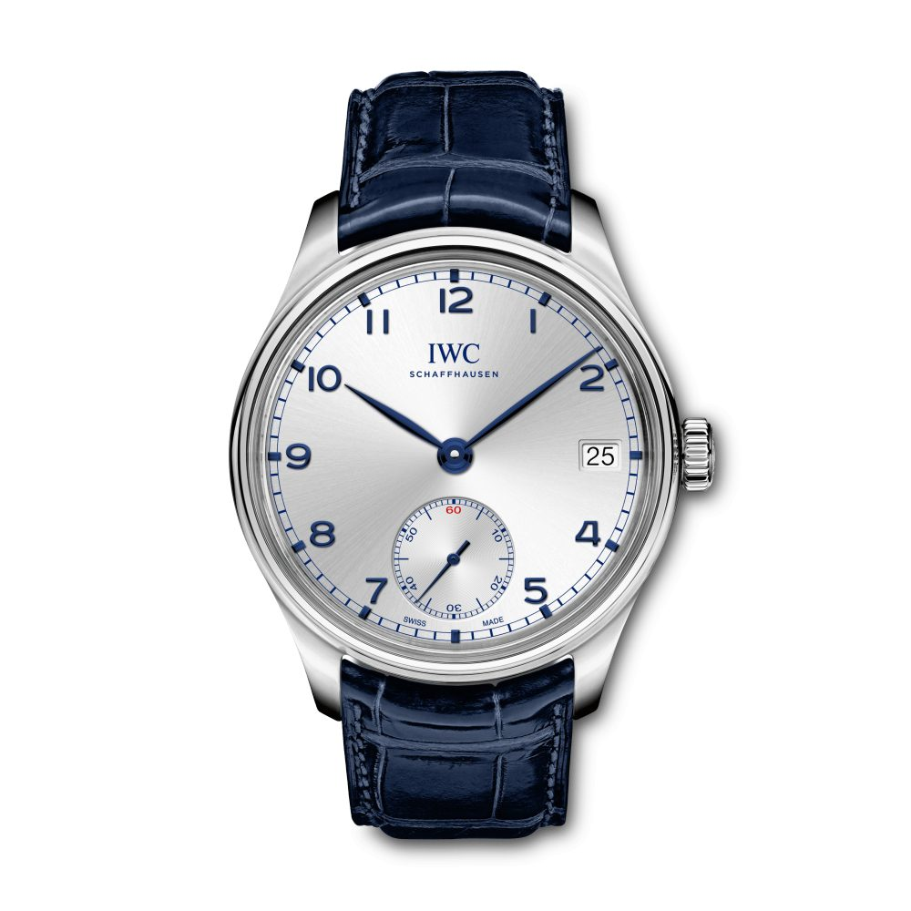 "Portugieser Hand-Wound Eight Days Edition ""BFI London Film Festival 2015"""